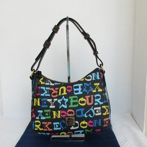 DOONEY & BOURKE DOODLE COLLECTION Small Kiley Bag